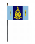 40 Commando Royal Marines Hand Flag - Small.